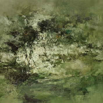 Dreams of Emerald Landscape